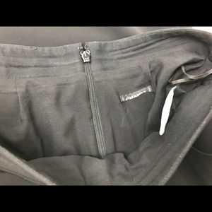 CHANEL Skirts - Chanel Black Pencil Skirt. Sz 2